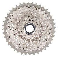 Łańcuchy i kasety rowerowe, Shimano Deore XT CS-M8000 Kaseta rowerowa 11-rzędowa, silver/grey 11-42T 2020 Kasety