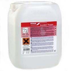 Płyn do dezynfekcji sprzętu medycznego Incidin Foam® Ecolab 5 litrów