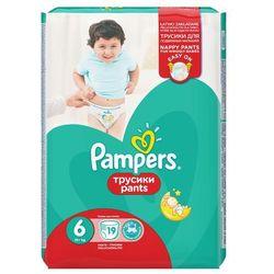 Pampers Pants 6 (16+ kg) Carry Pack pieluchomajtki 19 szt