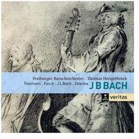 Pozostała muzyka rozrywkowa, ORCHESTRAL SUITES - Freiburger Barockorchester, Thomas Hengelbrock (Płyta CD)