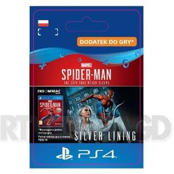Marvel's Spider-Man - The City Never Sleeps - Silver Lining DLC [kod aktywacyjny]