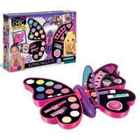 Kreatywne dla dzieci, Crazy Chic Motyl Zestaw do makijażu