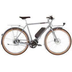 """Creme Ristretto ON+ Solo Mężczyźni, grey M   55cm (27.5"""") 2020 Rowery elektryczne Przy złożeniu zamówienia do godziny 16 ( od Pon. do Pt., wszystkie metody płatności z wyjątkiem przelewu bankowego), wysyłka odbędzie się tego samego dnia."""