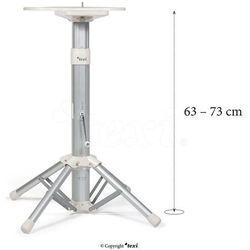 TEXI AP02 - podstawa teleskopowa do prasowalnic parowych Apollo, wysokość 63-73 cm