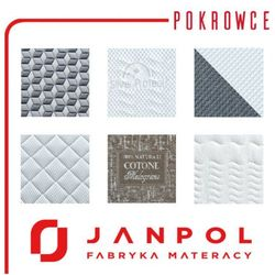 Pokrowiec na materac - JANPOL, Rozmiar - 70x200 cm, Pokrowiec - Grey - NEGOCJUJ CENY