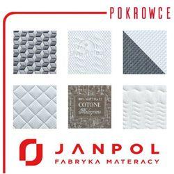 Pokrowiec na materac - JANPOL, Rozmiar - 90x200 cm, Pokrowiec - Grey - NEGOCJUJ CENY