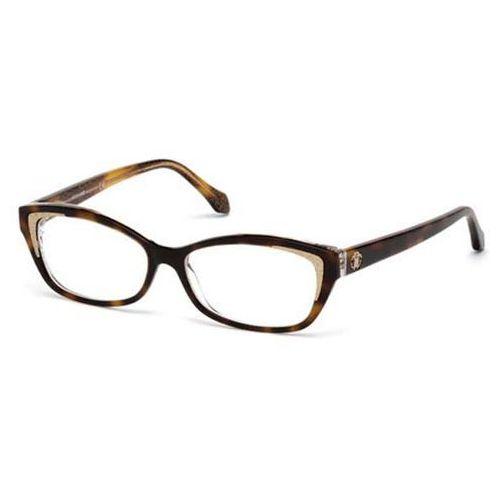 Okulary korekcyjne, Okulary Korekcyjne Roberto Cavalli RC 5034 CAPOLIVIERI 052