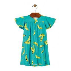 Sukienka niemowlęca niebieska 6K38A1 Oferta ważna tylko do 2023-05-28