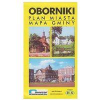 Mapy i atlasy turystyczne, Oborniki Plan Miasta z Mapą Gminy (opr. broszurowa)