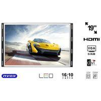 "Pozostałe car audio-video, Monitor open frame LED 19"" VGA HDMI DVI 12V 230V"