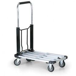 Składany wózek aluminiowy, 150 kg
