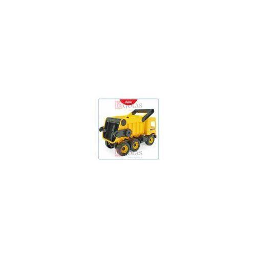 Wywrotki dla dzieci, Middle Truck Wywrotka żółta w kartonie - Wader