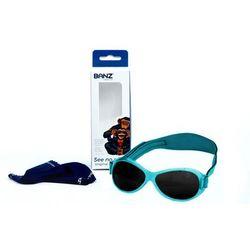 Okulary przeciwsłoneczne dzieci 2-5 lat RETRO BANZ - Aqua