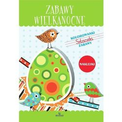 Zabawy wielkanocne - Praca zbiorowa (opr. broszurowa)