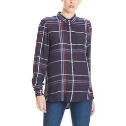 koszula BENCH - Light Flannel Check Shirt Eclipse Check (P1146)