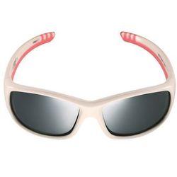 Okulary przeciwsłoneczne Reima Sereno biały/różowy