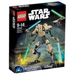 75112 General Grievous KLOCKI LEGO STAR WARS