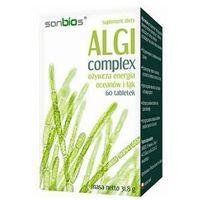 Detox i oczyszanie organizmu, Algi Complex 60 tabl.