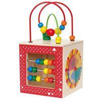 Pozostałe zabawki, Hape Kostka edukacyjna, E1802