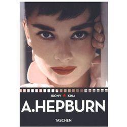 Audrey Hepburn. Ikony kina (opr. miękka)