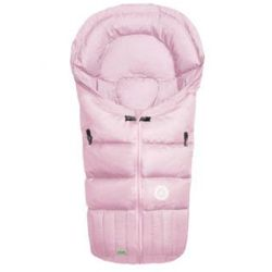 ODENWÄLDER Śpiworek do fotelika puch Dauni kolor różowy