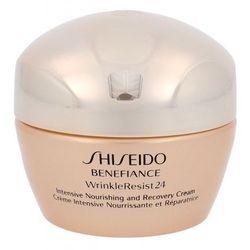 Shiseido Benefiance Wrinkle Resist 24 Intensive krem do twarzy na dzień 50 ml dla kobiet