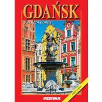 Albumy, Gdańsk i okolice mini - wersja hiszpańska - Rafał Jabłoński (opr. broszurowa)