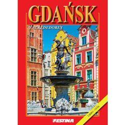 Gdańsk i okolice mini - wersja hiszpańska - Rafał Jabłoński (opr. broszurowa)