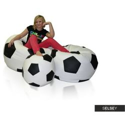 SELSEY Worek Sako Football zestaw trzech piłek 558 PLN