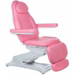 Elektryczny fotel kosmetyczny MODENA BD-8194 Różowy