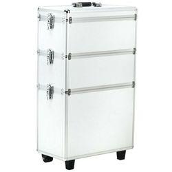 Kufer Kosmetyczny S-013 Silver