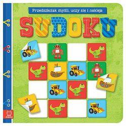 Sudoku Myślę, bawię się i naklejam - Praca zbiorowa (opr. broszurowa)