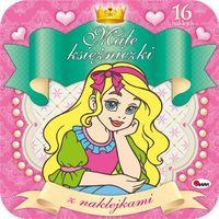 Książki dla dzieci, Małe księżniczki 1-wyprzedaż (opr. miękka)