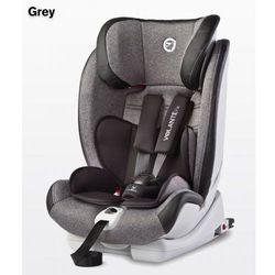 Fotelik Caretero Volante Fix Limited ISOFIX 9-36 kg - Grey