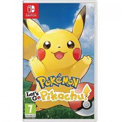 Pokemon: Let's Go Pikachu! Gra NINTENDO SWITCH DARMOWY TRANSPORT