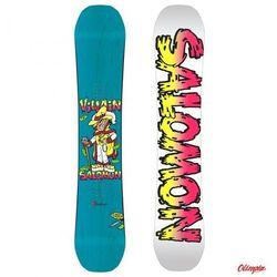 Deska snowboardowa Salomon The Villain Classicks 2018/2019