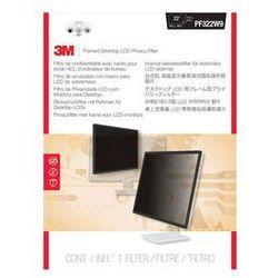 "3M Monitor Framed Privacy Filter til 22"" widescreen-skærm -"