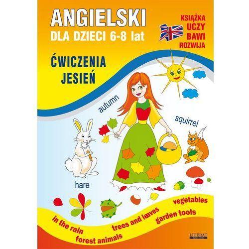 E-booki, Angielski dla dzieci 6-8 lat. Ćwiczenia. Jesień - Katarzyna Piechocka-Empel