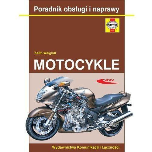 Biblioteka motoryzacji, Motocykle (opr. twarda)