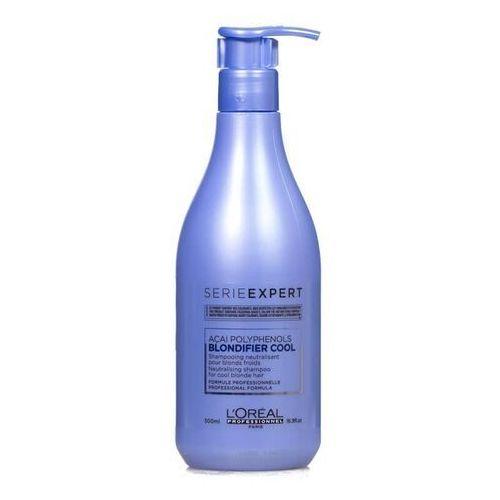 Mycie włosów, Loreal blondifier cool szampon chłodny blond 500ml