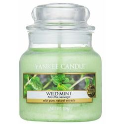 Yankee Candle Classic Wild Mint 411 g