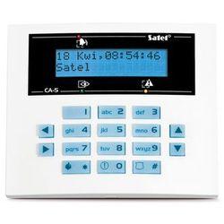 Manipulatory LCD do centrali CA-5, CA-5 BLUE-S