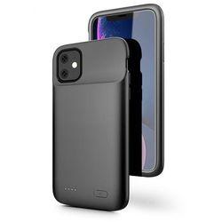 TECH-PROTECT BATTERY 5000 mAh Obudowa z baterią iPhone 11 PRO MAX czarna
