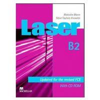 Książki do nauki języka, Laser B2 Fce Sb + Cd - Rom