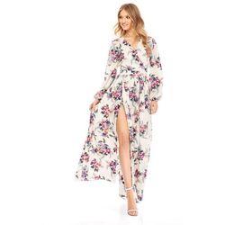 Sukienka Penelopa w kwiaty