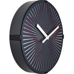 Zegar ścienny Motion Star Nextime 30 cm - pulsująca gwiazda (3223/3128)
