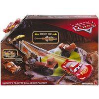 Traktory dla dzieci, Mattel - CARS Rajd przez traktory - ZESTAW FLK03