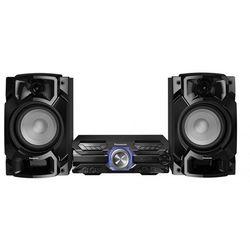 Power audio PANASONIC SC-AKX520E-K Czarny