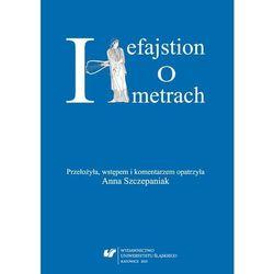 """Hefajstion: """"O metrach"""" - No author - ebook"""