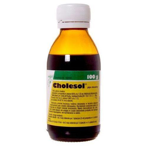 Leki na wątrobę, Cholesol 100 g